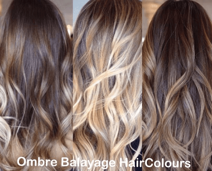hair ombre and balayage hairdressers in Muswell Hill N10 Kay and Kompany salons