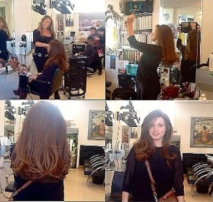 hair salons in London N10 blow dry bar - Hair by kayandkompany hairdressers in muswell hill beauty salon, haringey and barnet