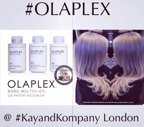What is >Olaplex? Olaplex salon kayandkompany, hairdressers in London, Muswell hill, North London, n10, barnet, haringey, n8, n22, n12, n2, n3, olaplex