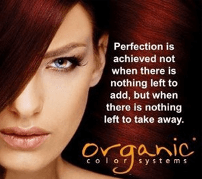 Organic hair colours at kayandkompany, hair, beauty salon, organic salons, muswell hill, n10, north london, london, hairdressers