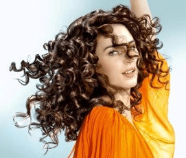 Curly Hair Salons Curls Wavy Long Perm Kayandkompany