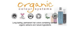 Organic colour products