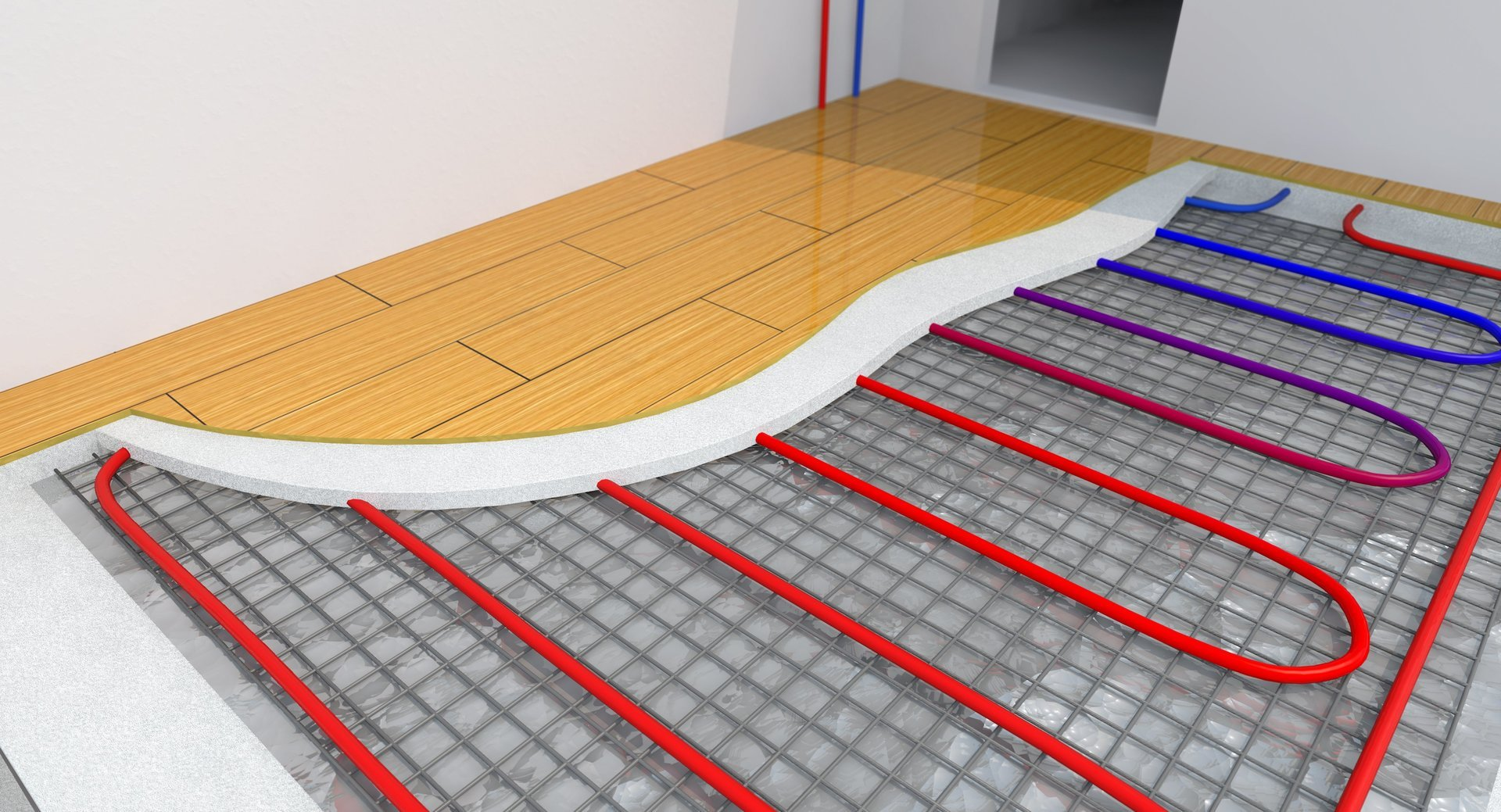 Radiant Heating in Fayetteville, AR