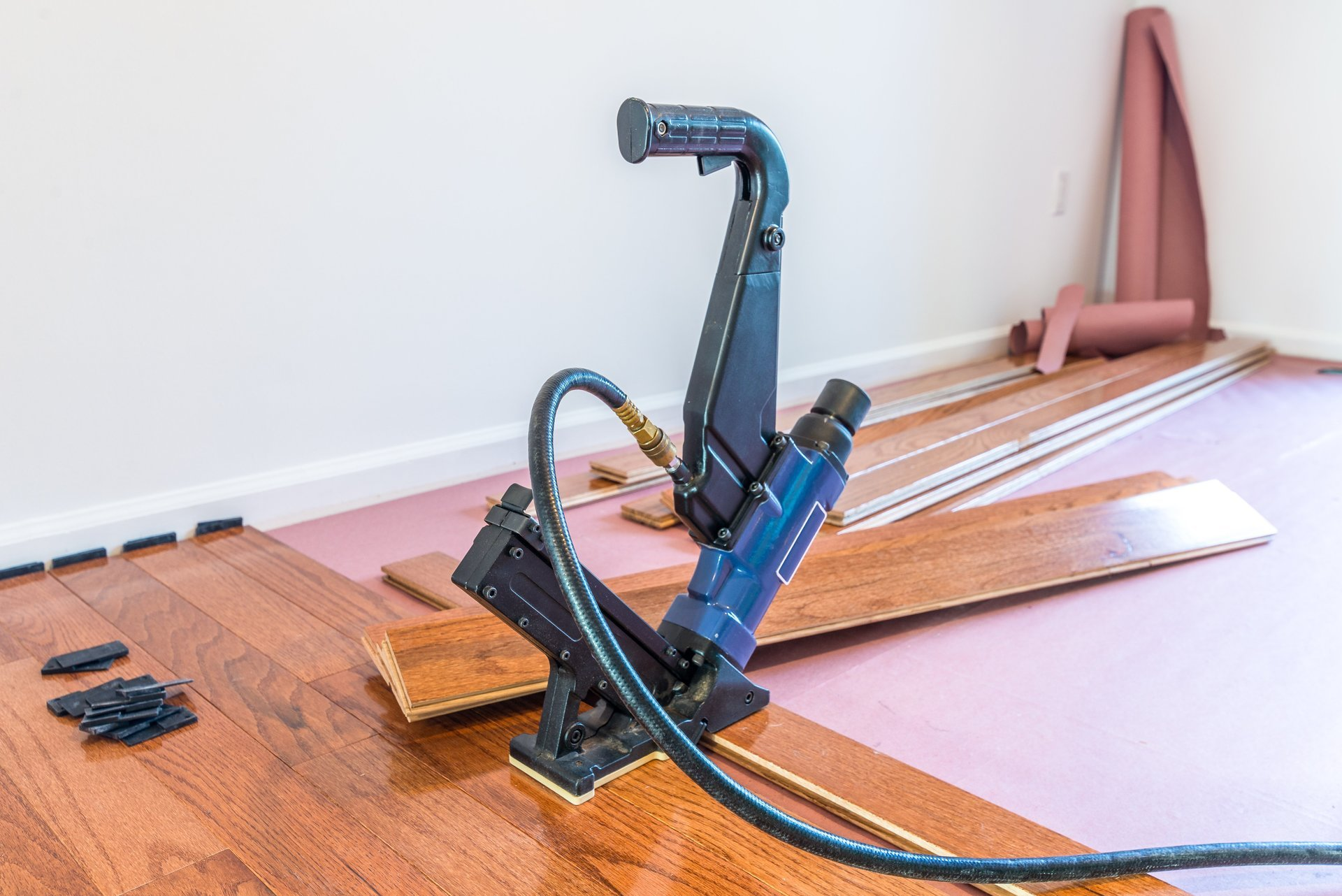 Hardwood flooring in Fayetteville, AR