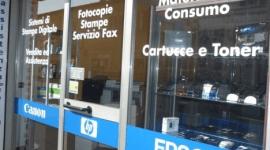 sede negozio fotocopie