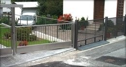 production of entrance gates