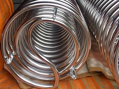 wine production coil