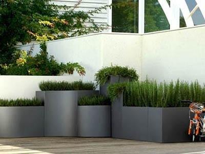 plant pot stand composition