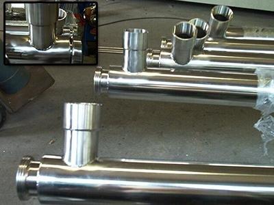 wine making system tubes