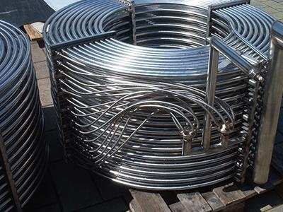 large diameter coils