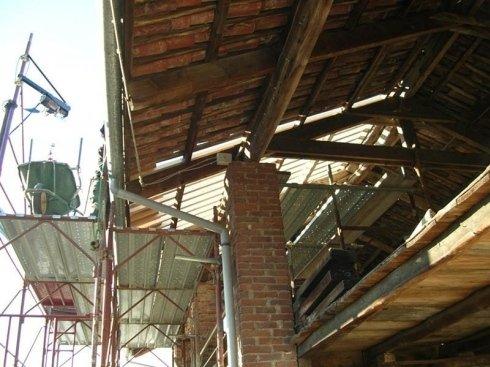 ristrutturazione tetto in coppi