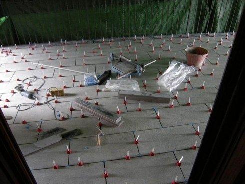 fasi impermeabilizzazione terrazzo