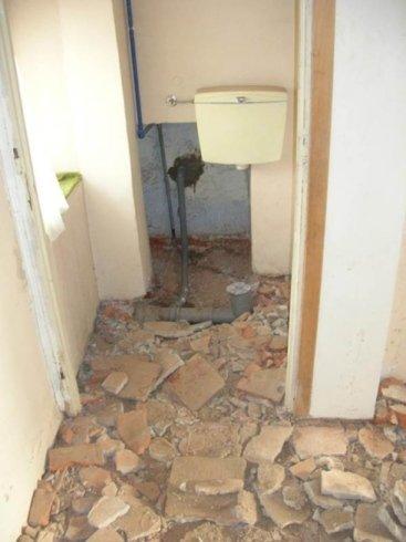 demolizione pavimentazione