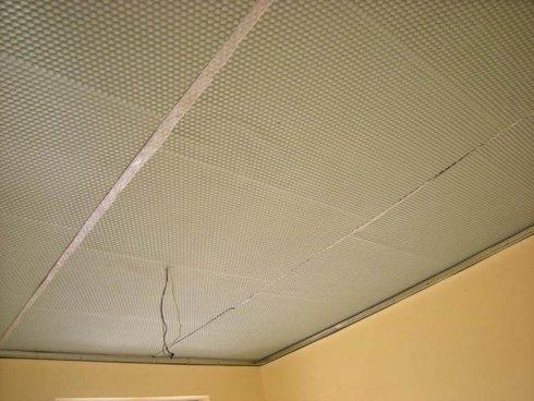 isolamento acustico soffitto