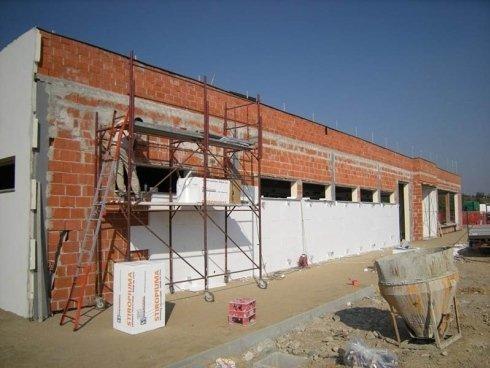 realizzazione facciate e pareti ventilate