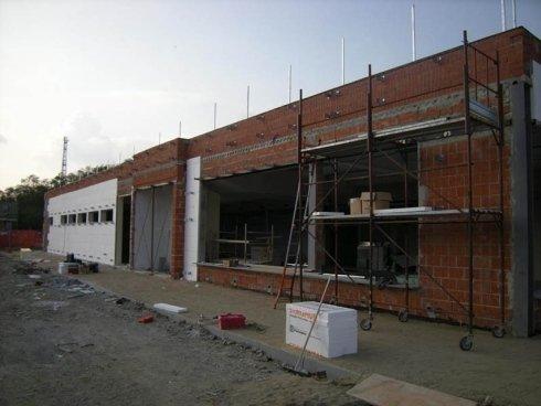 facciata ventilata costruzione