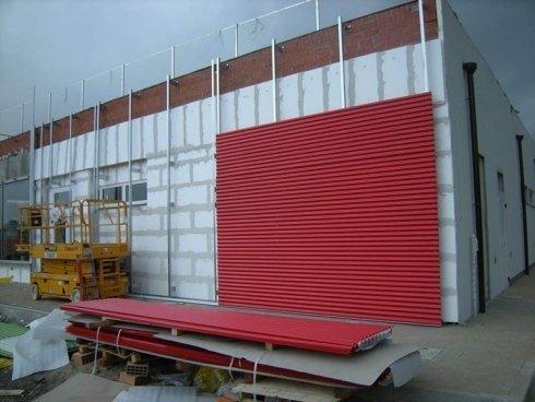 pareti e facciata ventilata