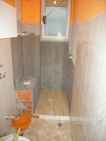 impermeabilizzazione pareti e posa pavimentazione