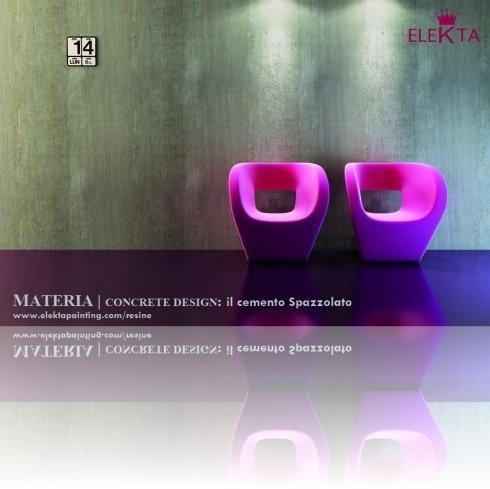 materia concrete design