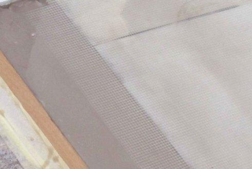 particolare pavimentazione in resina