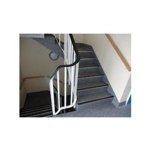 rivestimento scalinata interna