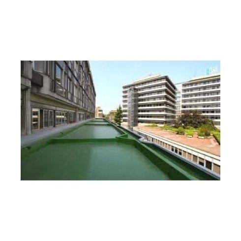 pavimentazione esterna verde