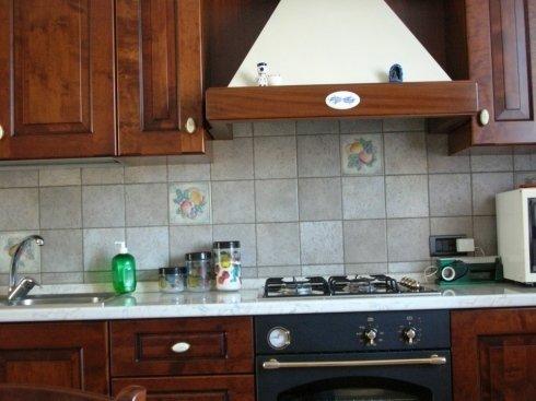rivestimento in quadro pareti cucina