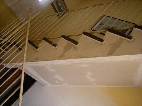 scalinata ristrutturata
