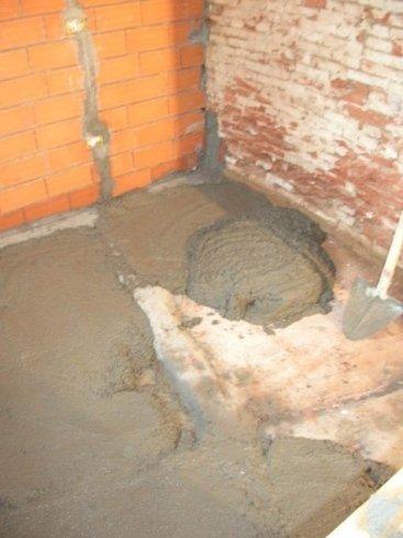 sottofondo in argilla