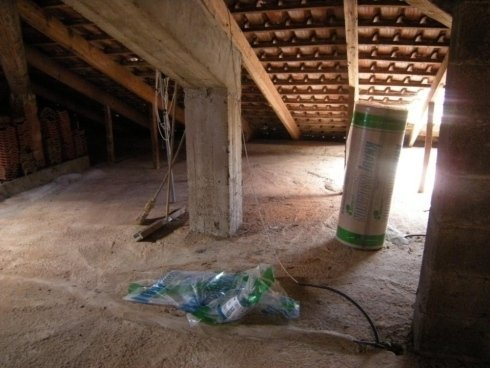isolamento termico ecologico