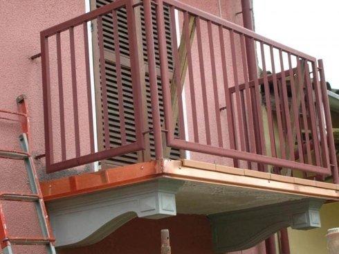 testarini balcone