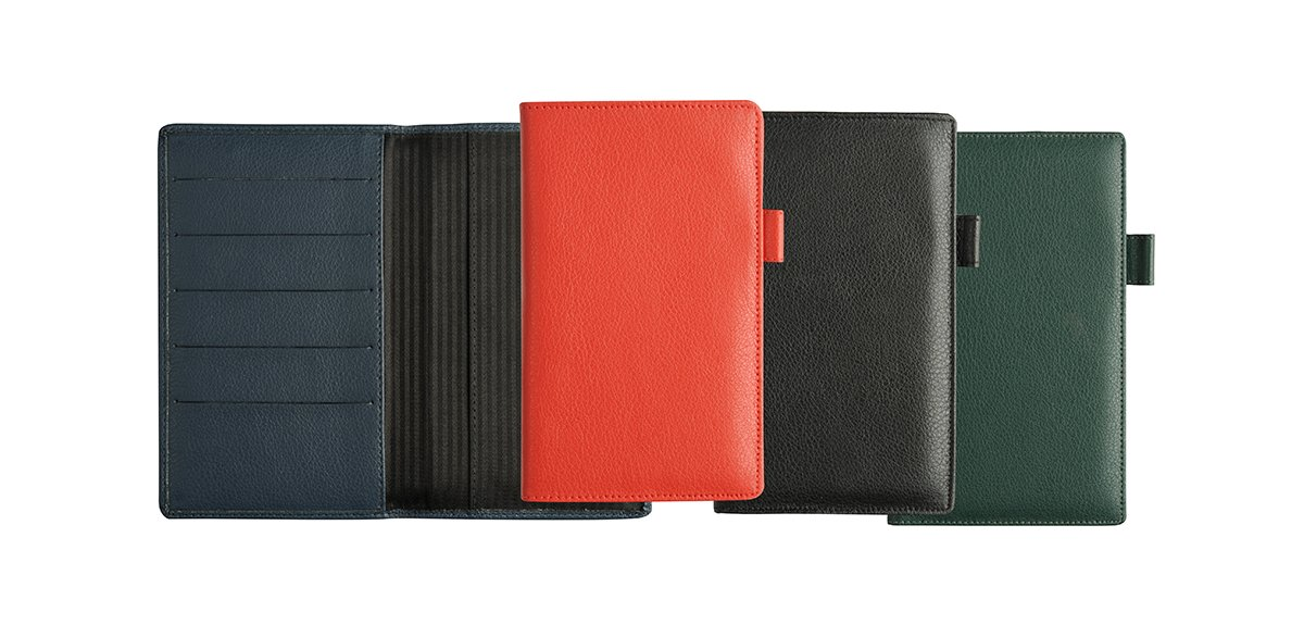 diary wallets