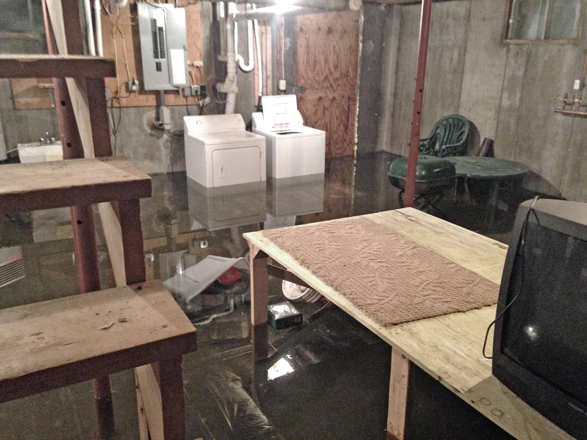 Water Damage Restoration Services in VT & Northern NH