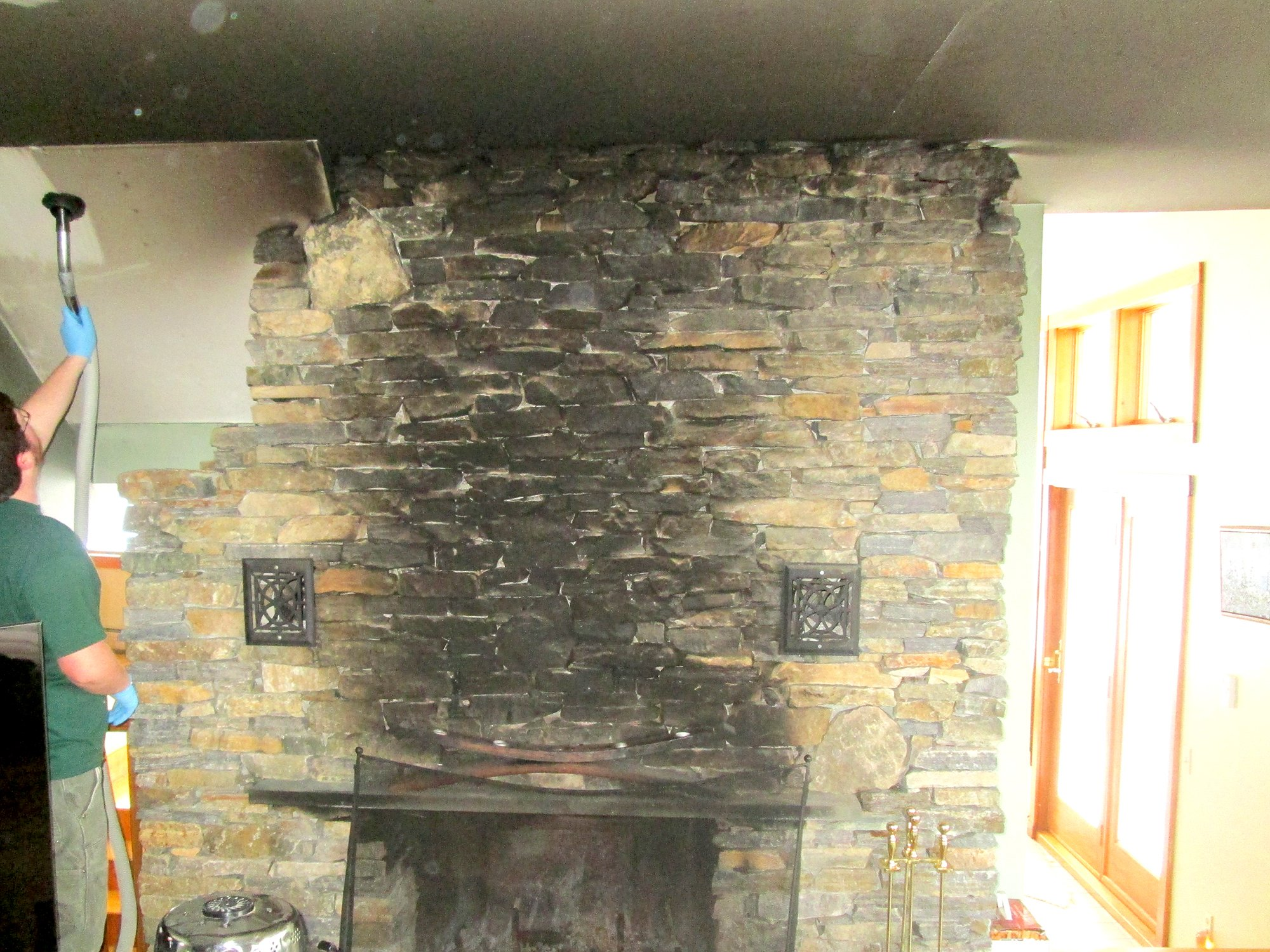 Fire Damage Restoration Services in VT & Northern NH