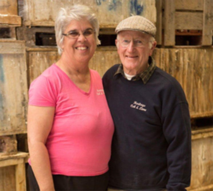 Sue & Dave Rawle