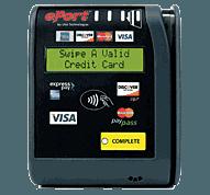 E Port Credit Card Reader