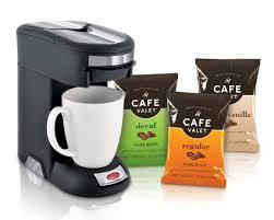 Cafe Valet Home brewer