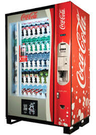 Glass front Beverage machine