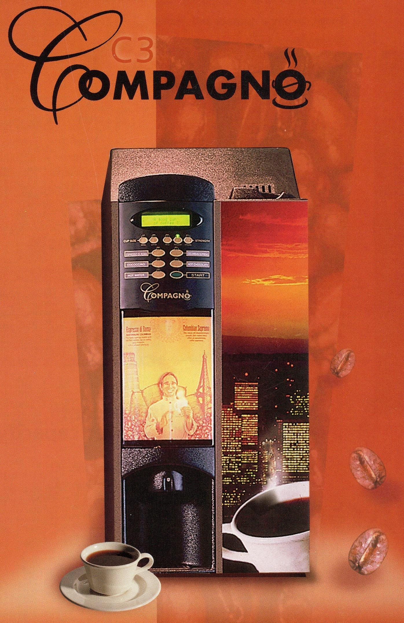 Compagno Single cup coffee machine