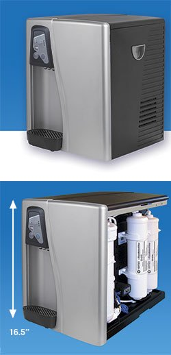 Filtered Water Cooler -Counter top Model