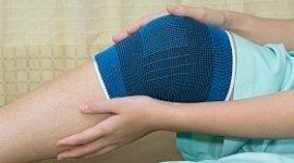 fascia elastica per ginocchio