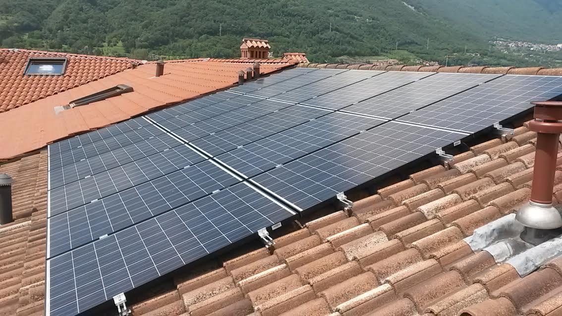 Pannelli fotovoltaici con accumulo