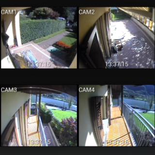 gestione videocamere