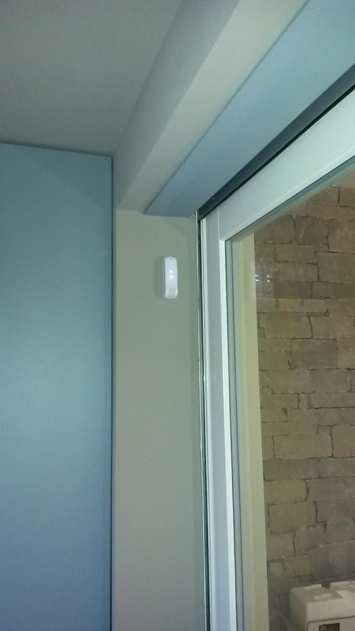 serramenti di una finestra