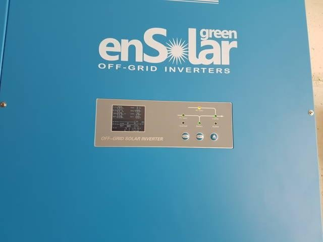 green enSolar OFF-GRID INVERTERS