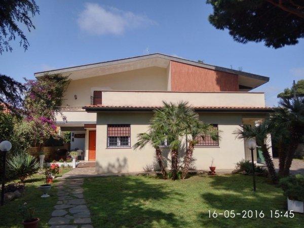 villa dariana anzio