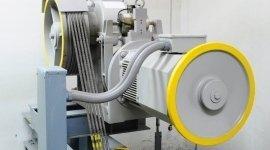 riparazione motori montacarichi