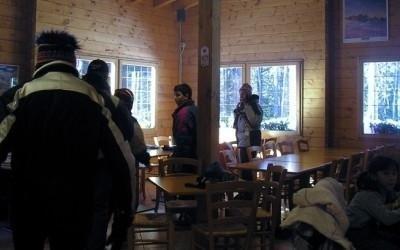 rifugio alpino prefabbricato