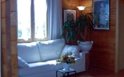 soggiorno casa prefabbricata