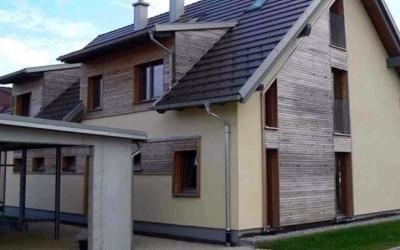 case di legno massiccio
